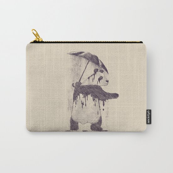 Fading Carry-All Pouch