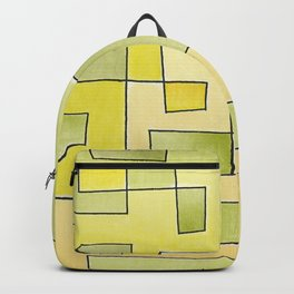 "Proto pattern n 2 ""fresh lemonade"" Backpack"