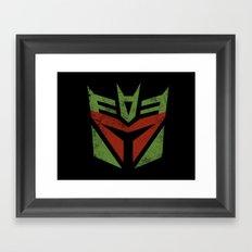 Bobacon Framed Art Print