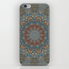 Newer Beginnings Mandala 24 iPhone & iPod Skin
