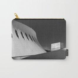 Le Havre   Oscar Niemeyer Carry-All Pouch