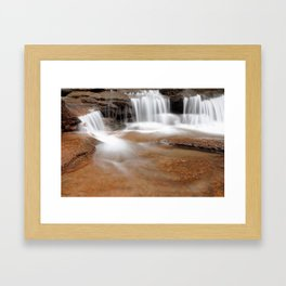 Witches' Pool Framed Art Print