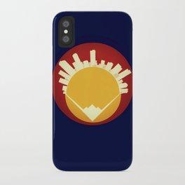 Eolus / Denver / Colorado iPhone Case