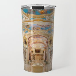 The Magnificent Admont Abbey Library of Admont, Austria Photograph Travel Mug