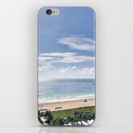 South Beach iPhone Skin