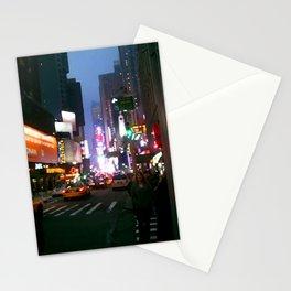 42nd Street Fog Stationery Cards