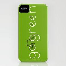 Go Green Slim Case iPhone (4, 4s)