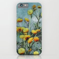 Summers Yellow Slim Case iPhone 6s