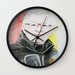 Sir Alex Wall Clock