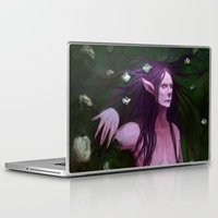 elf Laptop & iPad Skins featuring elf by Professional Elf