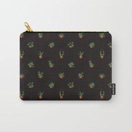 Pixel Pots Carry-All Pouch