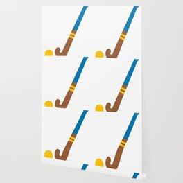 Field Hockey Emoji Wallpaper