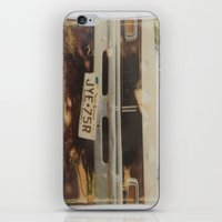 ford iPhone & iPod Skins featuring Ford by Michael Shepherd
