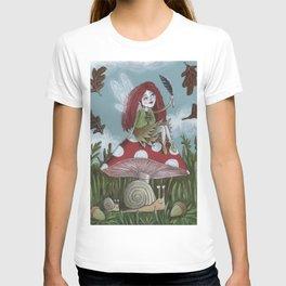 Autumn Fairy T-shirt