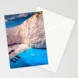 Shipwreck bay Stationery Cards