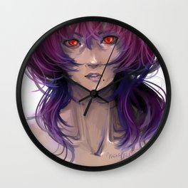 Red-eyed Wall Clock