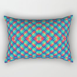 BriteBricks Pattern Rectangular Pillow