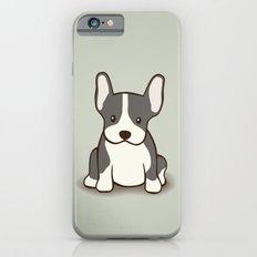 French Bulldog Dog Illustration iPhone 6s Slim Case
