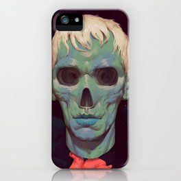 Ghost II iPhone Case