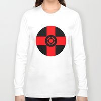 sad Long Sleeve T-shirts featuring Sad by Naked N Pieces