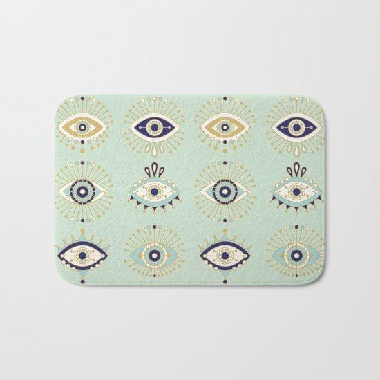 Evil Eye Collection Bath Mat
