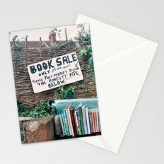 Book Sale Stationery Cards