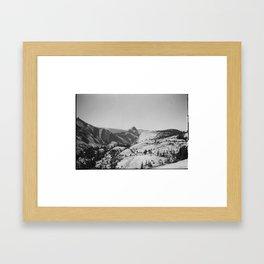 Yosemite - 35MM Framed Art Print