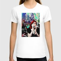 transistor T-shirts featuring Transistor - Before We All Become One… by Danielle Tanimura