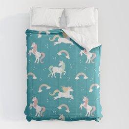 It's magic! Unicorn Comforters