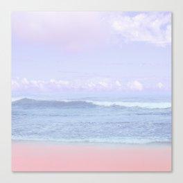 Pastel vibes 50 Canvas Print