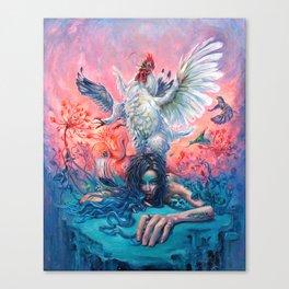 Symphony #4 AM Canvas Print