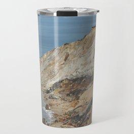 Aquinnah Cliffs Travel Mug
