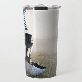 Umbrella melancholy Travel Mug