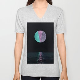 Moonlight Unisex V-Neck