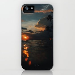 Earth Wind and Fyah iPhone Case