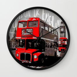 City-Art LONDON Westminster Wall Clock