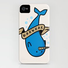 Narwhal Slim Case iPhone (4, 4s)