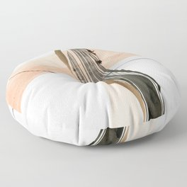 Ribbons of Love Floor Pillow