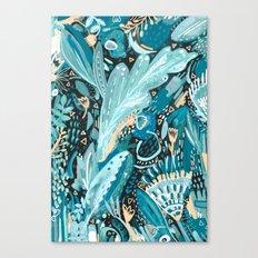 Night Shades Canvas Print