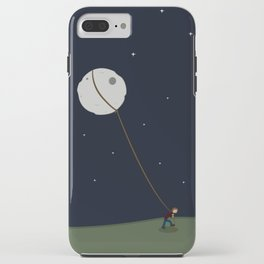 I may not be able to give you The Moon... iPhone Case