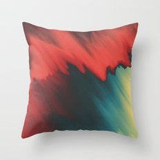 The Enshrouding Throw Pillow
