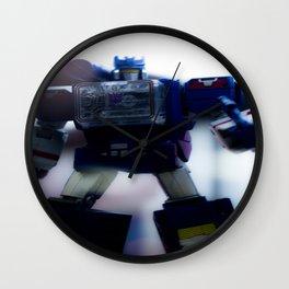 """Soundwave Superior"" Wall Clock"