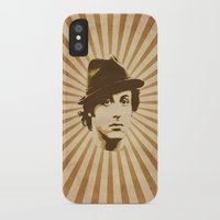 asap rocky iPhone & iPod Cases featuring Rocky by Durro