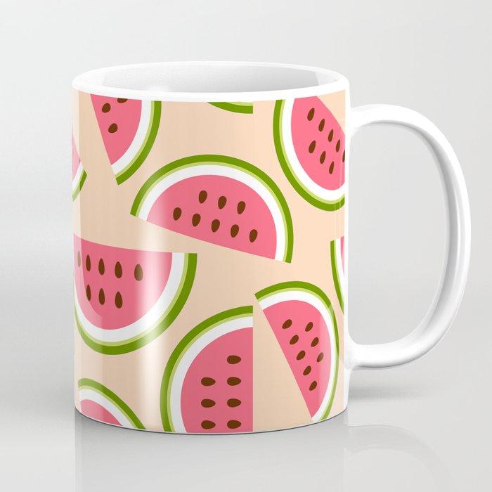 Watermelon pattern Coffee Mug