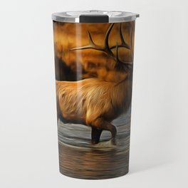 Madison Bull Travel Mug