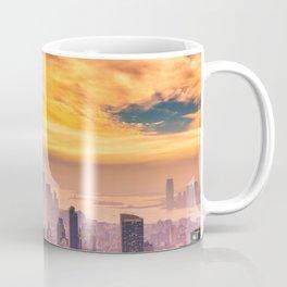 New York . Coffee Mug