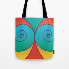 Swirly pretty thingies of goodness Tote Bag