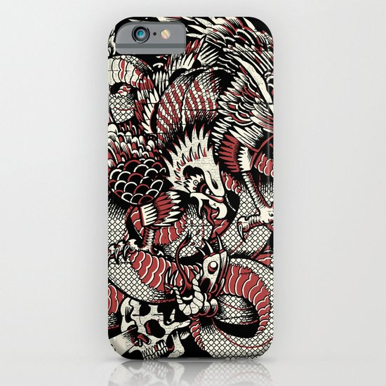 wreckage iPhone & iPod Case