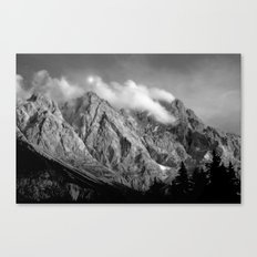 ZugSpitze Germany Canvas Print