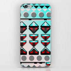 Blanketbunny iPhone & iPod Skin